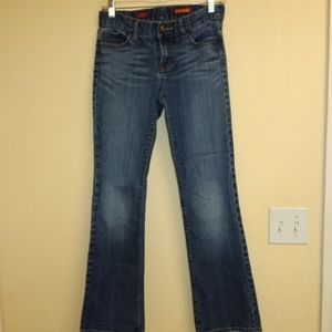 Express Eva Boot Cut Jeans Size 2R